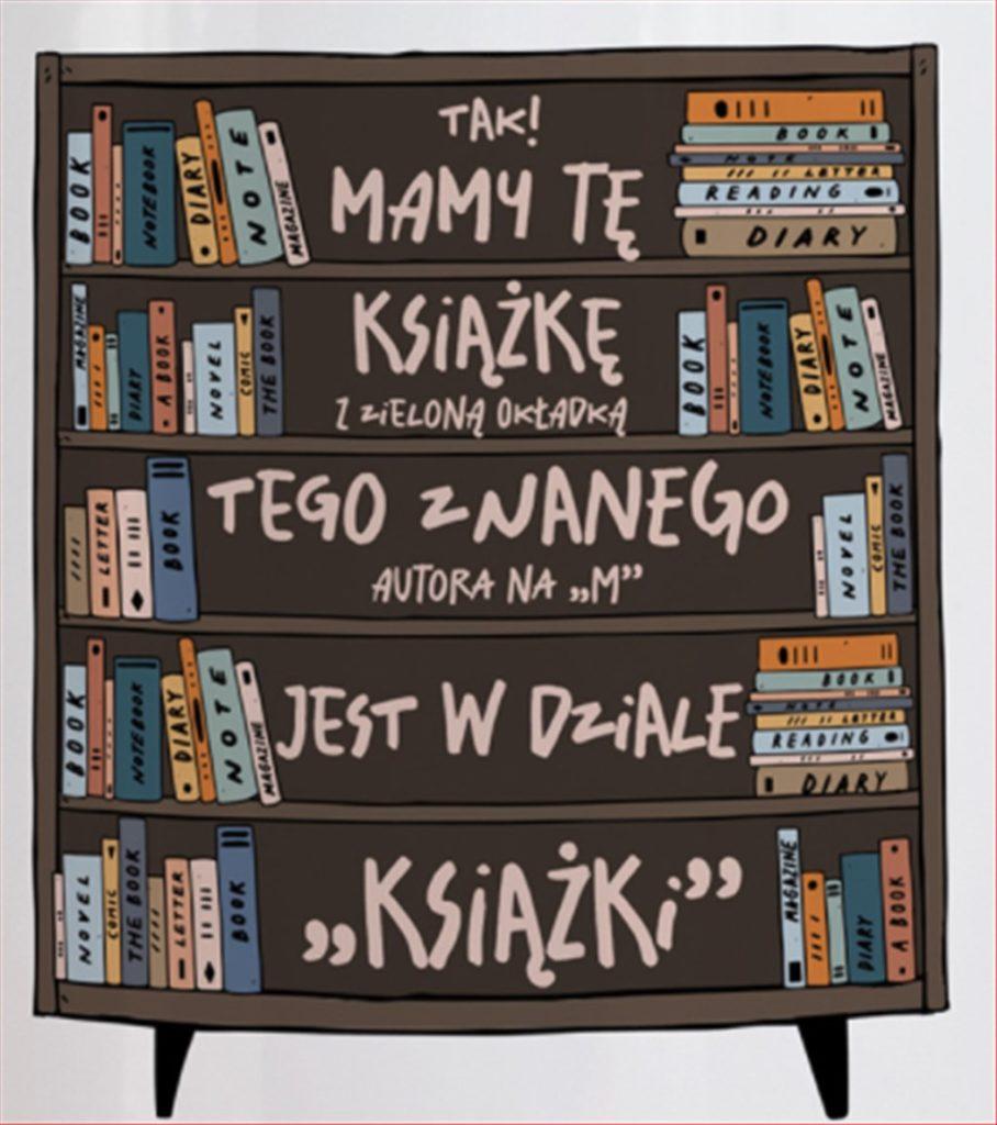 Mamy bogaty księgozbiór
