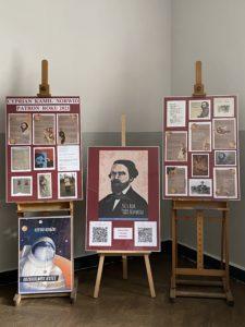 Wystawa szkolna - patron Roku 2021