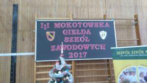 III Mokotowska giełda szkół zawodowych