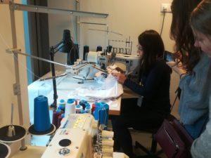Wizyta u producenta odzieży 4F