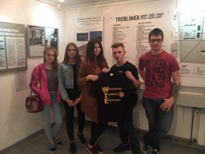 W Muzeum Walki i męczeństwa