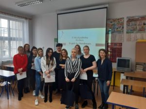 English for Hairdressers – interschool contest