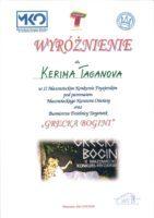 II Mazowiecki Konkurs Fryzjerski – Grecka Bogini