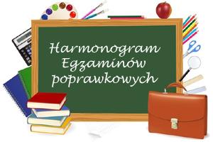 Egzaminy poprawkowe dla uczniów